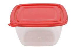 PLAFOR JUST BOX Pojemnik kwadratowy 0.4 L - mix kolorów