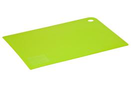 PLAST TEAM Deska kuchenna plastikowa 34.5 x 24.5 x 0.2 cm zielona