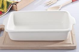 Naczynie porcelanowe żaroodporne do zapiekanek 32 x 17 cm