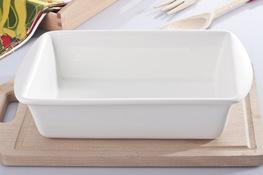 Naczynie porcelanowe żaroodporne do zapiekanek 31 x 17 cm