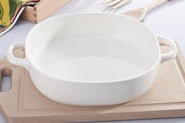 Naczynie porcelanowe żaroodporne do zapiekanek 30 x 24 cm