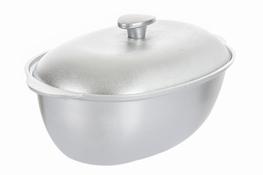 BIOL Brytfanna aluminiowa 6 L