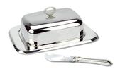 REGENT Maselnica + nóż do masła Ovation