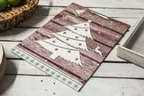 Torba prezentowa świąteczna 42 x 31 x 12 cm mix wzorów