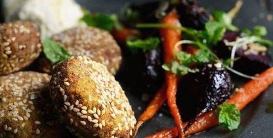 Idealny przepis na falafela