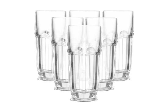 BOHEMIA SAFARI Szklanki do drinków 300 ml 6 szt.