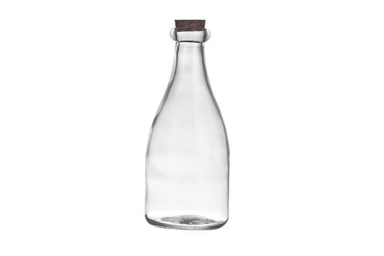 Karafka szklana 1.08 L z korkiem