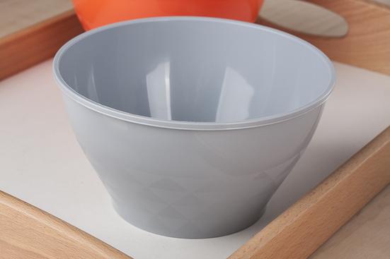 KON-PLAST Salaterka plastikowa Bazylia 1 L mix kolorów