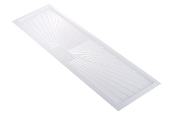 WARMEL Rynienka do suszarki biała 74.5 cm