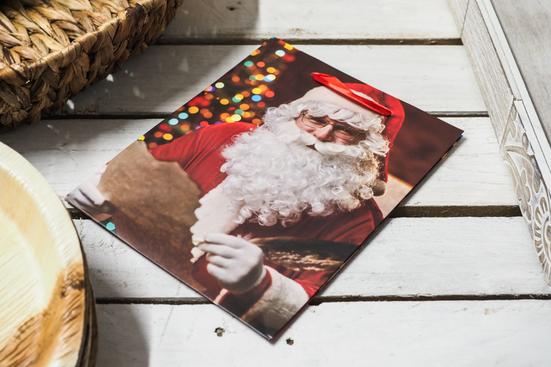 Torba prezentowa świąteczna 23 x 18 x 10 cm mix wzorów