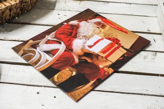 Torba prezentowa świąteczna 32 x 26 x 12 cm mix wzorów