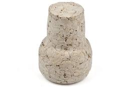 BIOWIN Korek z korka grzybek do butelki 19 mm