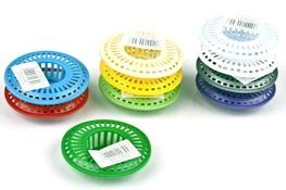 Sitko do zlewu plastikowe - mix kolorów