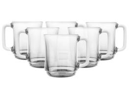 DURALEX LYS TRANSPARENT Kubki, szklanki 310 ml 6 sztuk