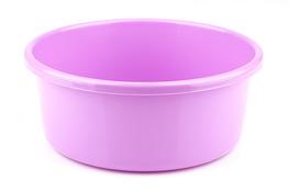 PLAFOR Miska plastikowa okrągła 7 L - mix kolorów