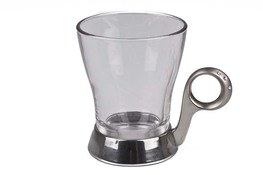 Szklanki żaroodporne 200 ml zestaw 6 sztuk
