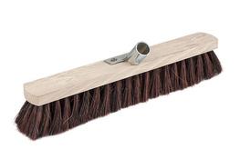 SINPO Miotła podłogowa, zamiatacz drewniany 40 cm