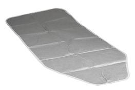 Pokrowiec metalizowany na deskę do prasowania 120 x 43 cm