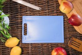 Deska kuchenna plastikowa 24.5 x 16 cm - mix kolorów