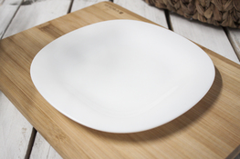 LUMINARC CARINE WHITE Talerz deserowy 19.5 cm