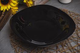 LUMINARC CARINE BLACK Talerz głęboki 21 cm