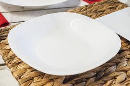 LUMINARC CARINE WHITE Talerz głęboki 21 cm