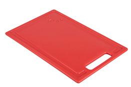 Deska kuchenna plastikowa 38.5 x 24 cm - mix kolorów