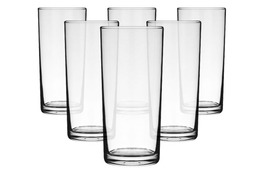 NADIR CYLINDER Szklanki do drinków i soków 350 ml 6 sztuk