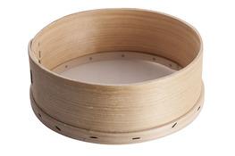 KOLBIARZ Drewniane sito rzeszoto 26 cm
