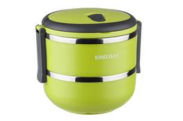KINGHOFF Pojemnik na lunch 1.4 L - mix kolorów