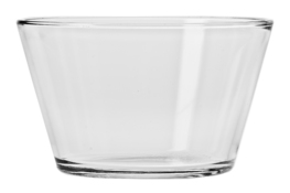 KROSNO BASIC GLASS Salaterka szklana 21 cm