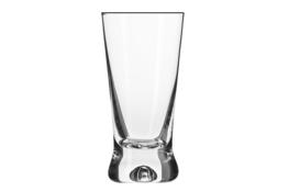 KROSNO BASIC GLASS Kieliszki do wódki 25 ml 6 sztuk