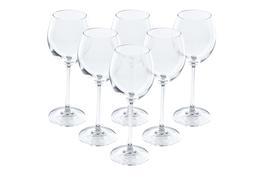 KROSNO VENEZIA Kieliszki do białego wina 250 ml 6 sztuk