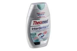 THERAMED INTERDENTAL Pasta do zębów 2w1 75 ml