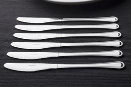 LA TORRE INGLESE Nóż stołowy połysk