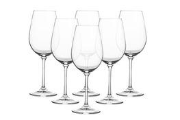 BOHEMIA VIOLA Kieliszki do wina 450 ml 6 sztuk