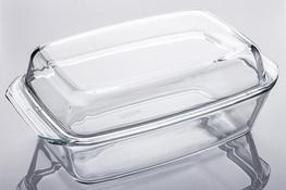 SIMAX Naczynie żaroodporne prostokątne 3.2 + 2.3 L