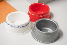HEGA ZWI Miska dla psa, kota 15 x 6 cm - mix kolorów