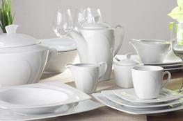LUBIANA CELEBRATION Serwis obiadowy i kawowy 118/12 0000