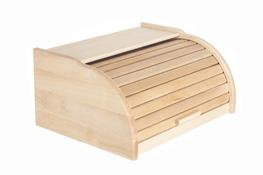 AAA Chlebak drewniany duży - mix kolorów