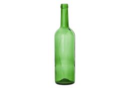 BIOWIN Butelka do wina 0.75 L zestaw 8 sztuk