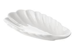 KAROLINA CASTEL ECRU Półmisek owalny muszelka 18 x 9.5 cm 0000