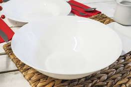 LUMINARC CARINE WHITE Salaterka 27 cm