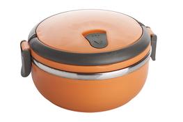 Menażka okrągła, pojemnik obiadowy 0.7 L  - mix kolorów