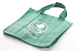 Torba na zakupy GREEN BAG zielona