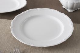 MARIA TERESA Porcelana gastronomiczna Talerz płytki 24.5 cm 0000