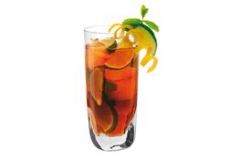 KROSNO DRINKI ŚWIATA CUBA LIBRE Szklanki 330 ml 4 sztuki
