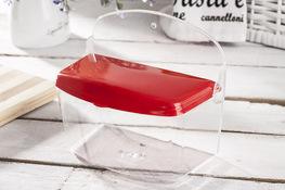 PRACTIC Pojemnik na sól, solniczka naścienna - mix kolorów