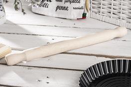 PRACTIC Wałek do pizzy 36 cm drewniany