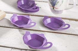 PRACTIC Podstawka pod saszetkę herbaty 6 sztuk
